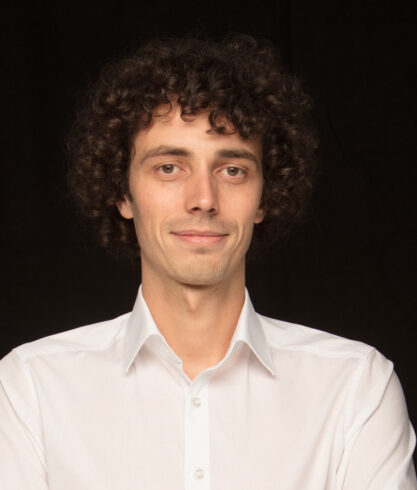 Portrait Tanase Radu