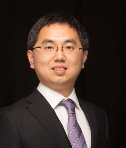 Portrait Yang Zhao