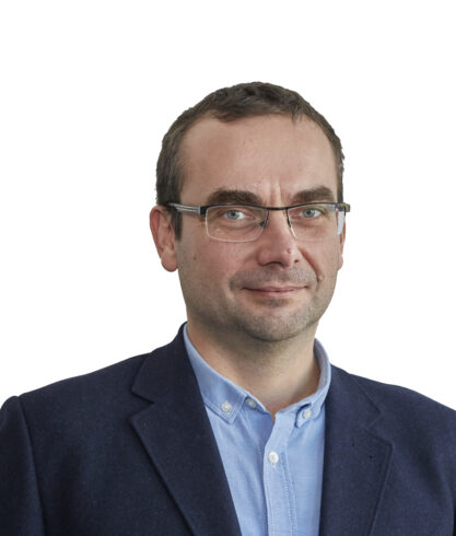 Portrait Cieciuch Jan